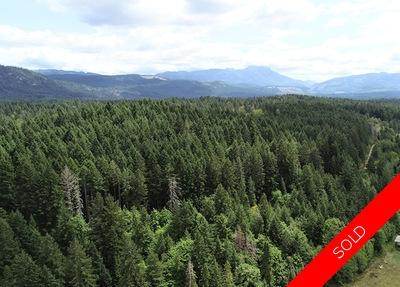 Port Alberni Timbered Acreage for sale: 24.7 acres (Listed 2020-03-13)